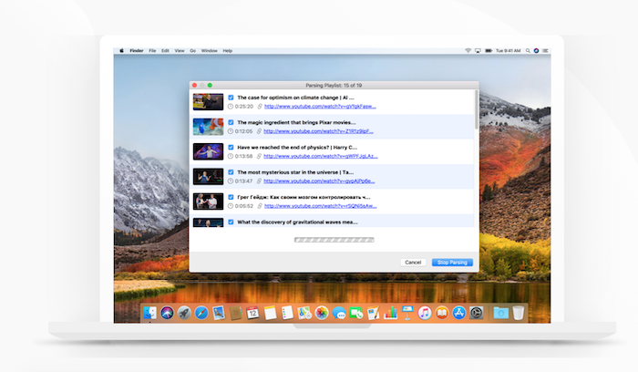 YouTube to MP3 for Mac