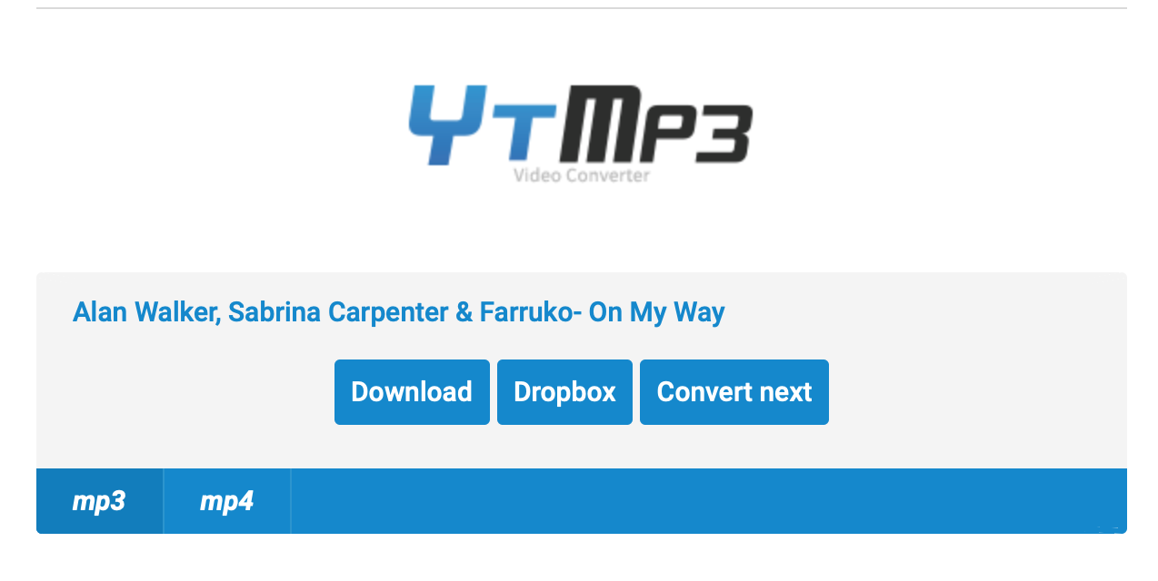 best-free-youtube-to-mp3-converter-4