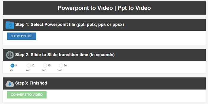 mp3care ppt to Video converter copy