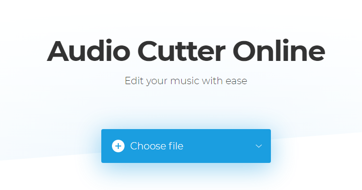 clideo's-audio-cutter-online