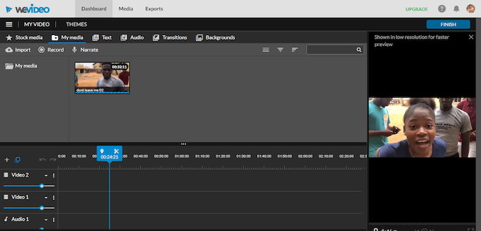 free-online-video-editor-wevideo