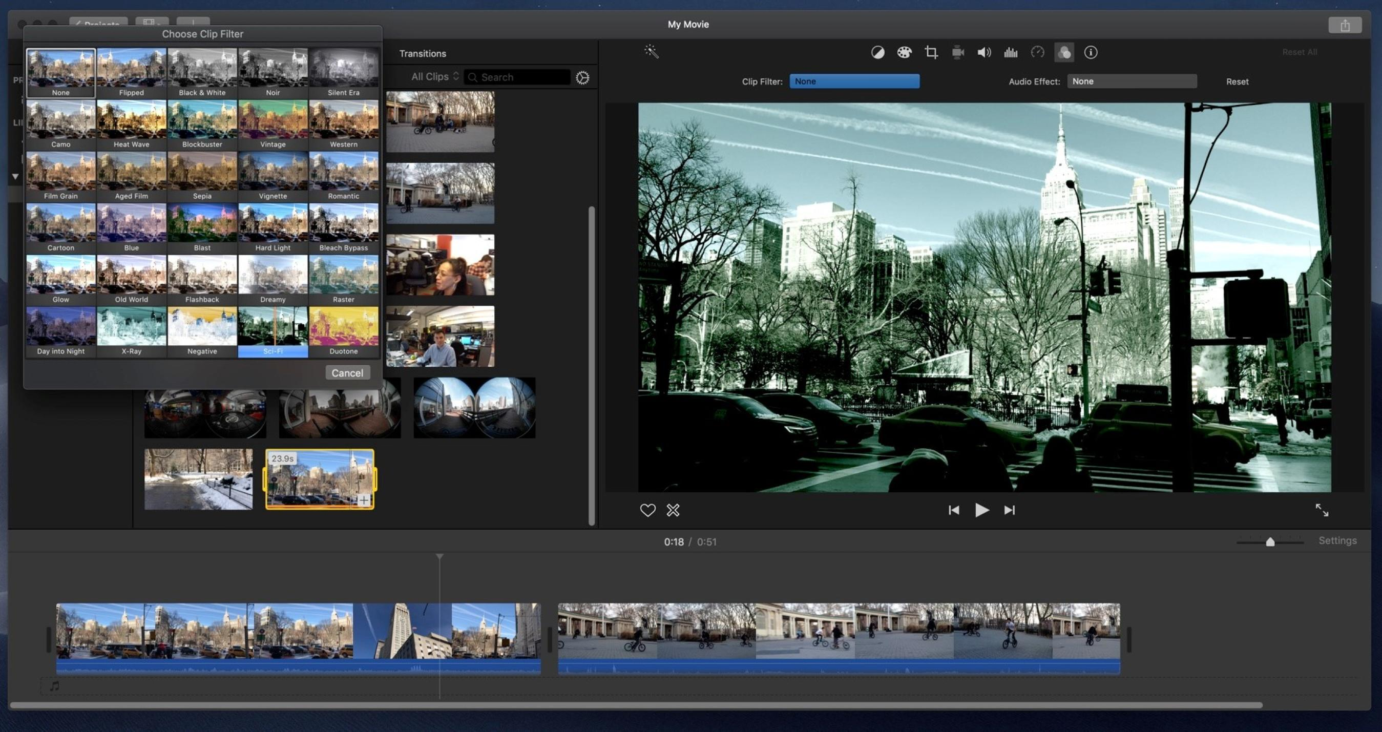free-video-editing-software-imovie