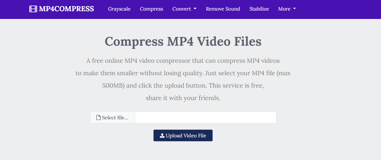 MP4compress