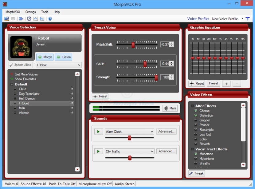 MorphVOX Voice changer software